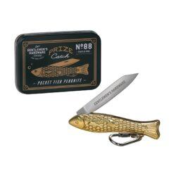 Lommekniv fisk