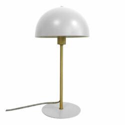 Bord lampe Bonnet Hvid