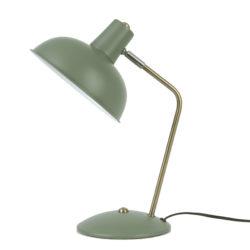 Bord lampe Hood Mat Grøn