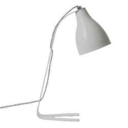 Barefoot lampe - lys grå