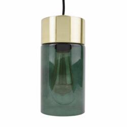 Hængelampe LAX - Leitmotiv pendel i grøn