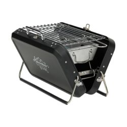 Bærbar Grill Sort - Gentlemens Hardware