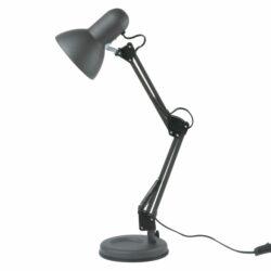 Bord Lampe Hobby mat sort