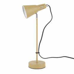 Leitmotiv Bordlampe MINI CONE i Gul