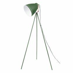 Leitmotiv gulvlampe MINGLE 3 LEGS i Grøn
